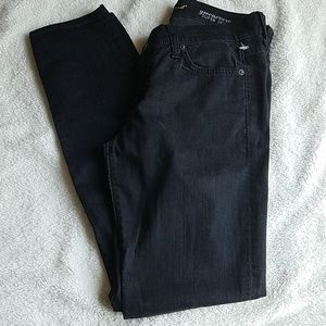 7 for all Mankind Gwenevere Super Skinny Jeans